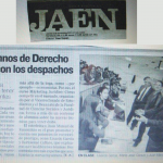 Nuestra firma, nuevamente, ha colaborado en un curso con la Universidad de Jaén