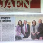 Nuevo curso impartido en la Universidad de Jaén